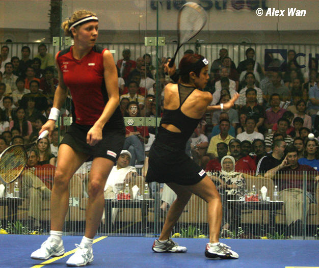 WSF: Nicol David looks forward to World Cup