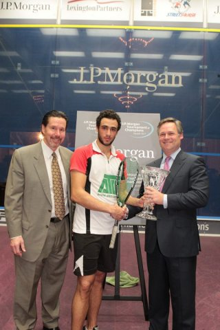 Rampant Ramy reclaims ToC title