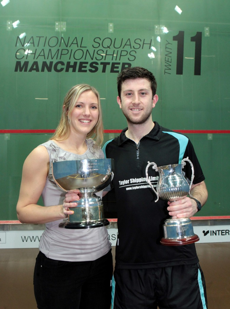 Nationals: Selby and Massaro topple top seeds to win titles