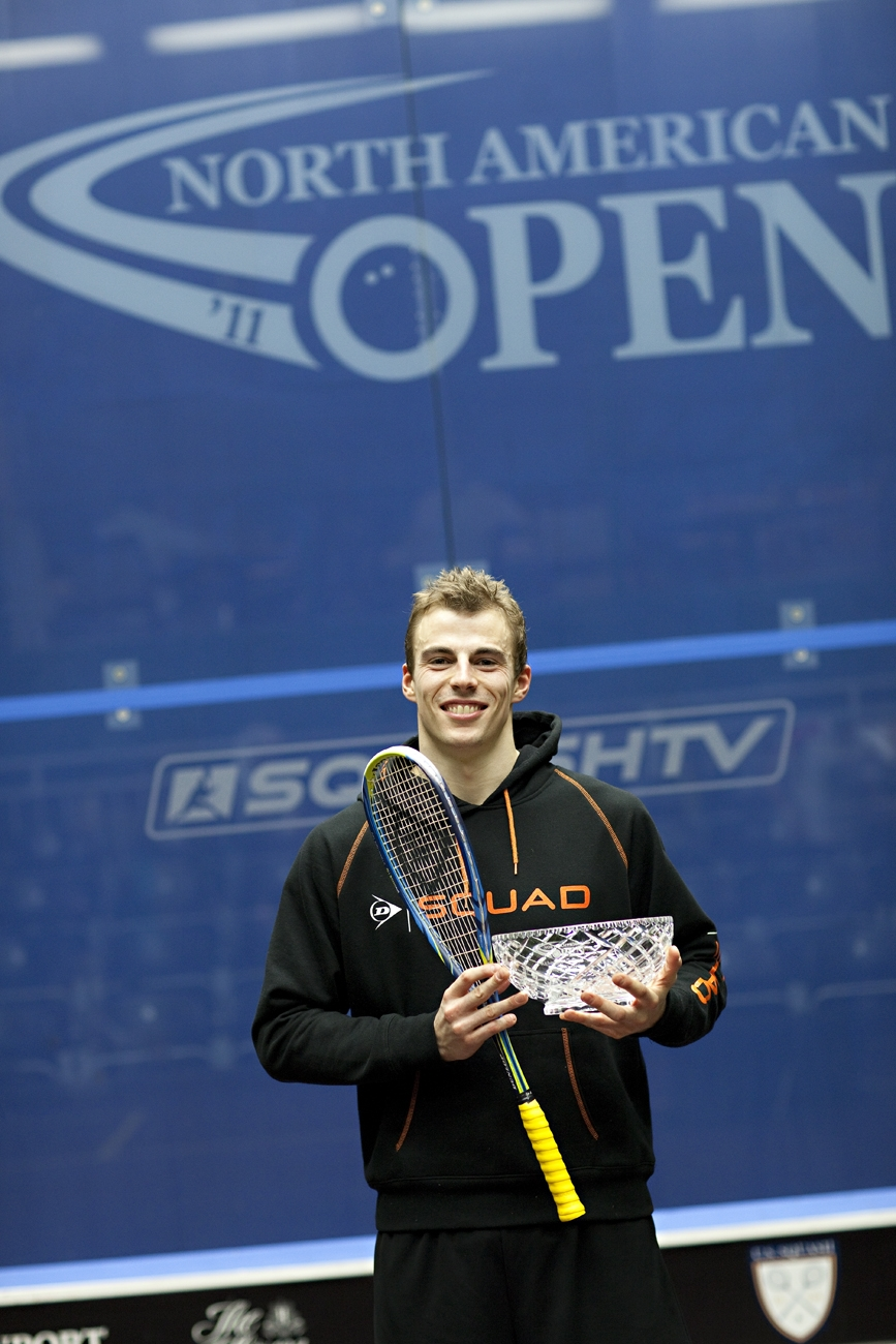 NAO: Final: Mighty Matthew masters Ashour to retain Richmond title