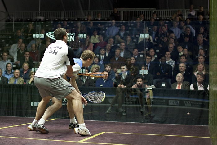 NAO: Magic show from Ramy as Matthew marches past injured Pamer
