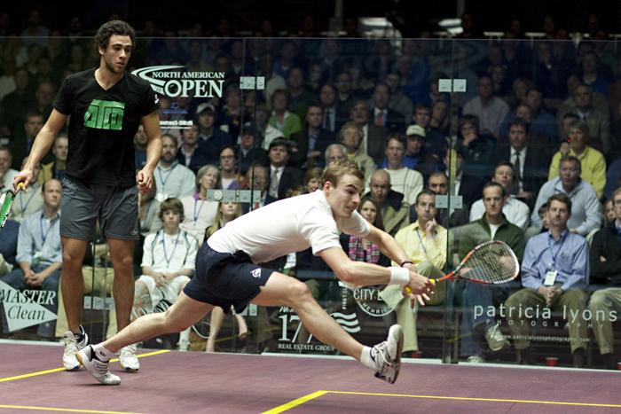 British open squash