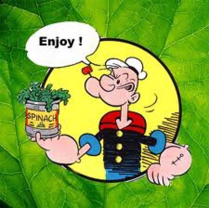 Call me Popeye!