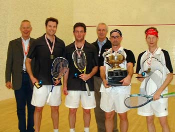 Canadian doubles: Experience tells in final
