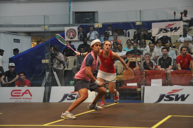 WSF: Egypt roar into semi-finals