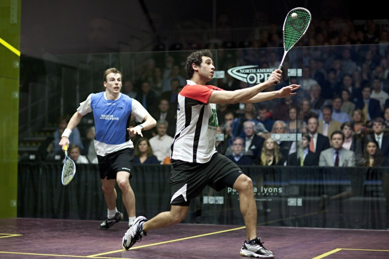 PSA: Matthew and Ashour share World Series lead