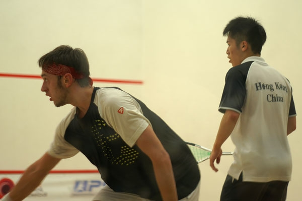 PSA Kent Open: Lucky loser Nightingale makes main draw