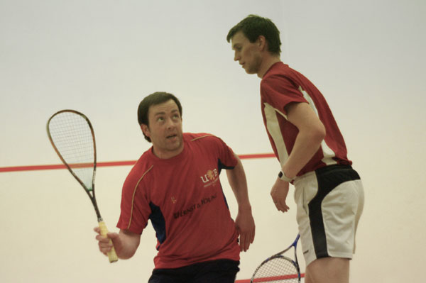 PSA Kent Open: Qualis under way