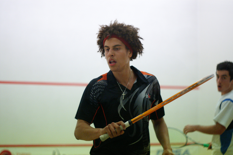 PSA Kent Open quarter-finals