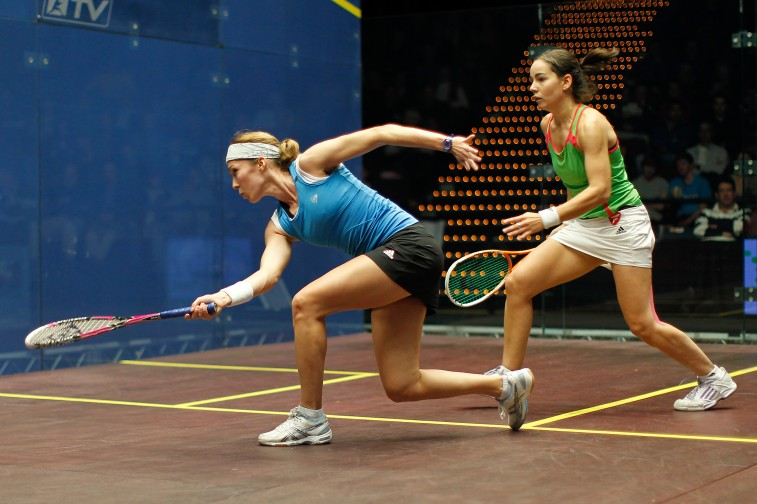 WSF: World Squash Day – Here Come The Girls