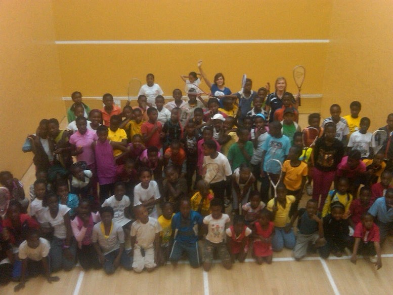 WSF: World Squash Day success