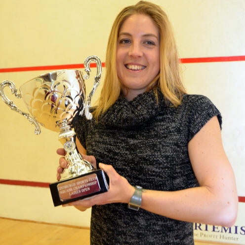 WSA: Lauren's back in the Brigg time