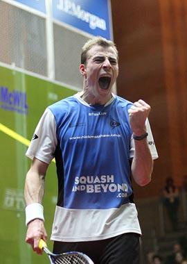 TOC: Matthew wins final to regain No.1 spot