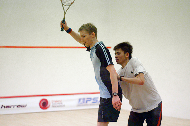 Squash is best for burning calories