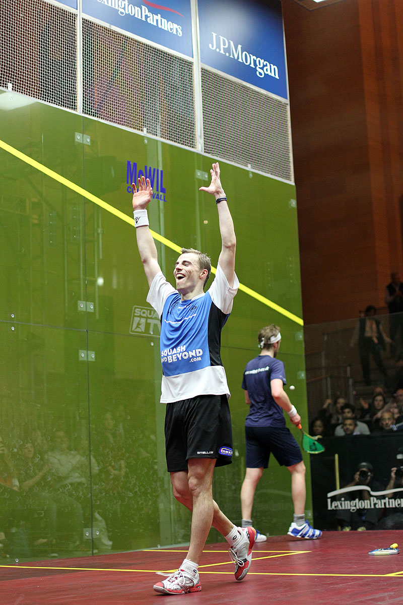 ESR: Willstrop and Matthew battle for national glory