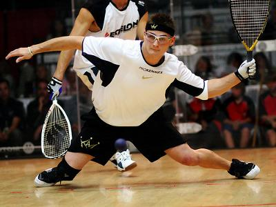 Squash Mad US Racquetball: King Kane conquers the courts ...