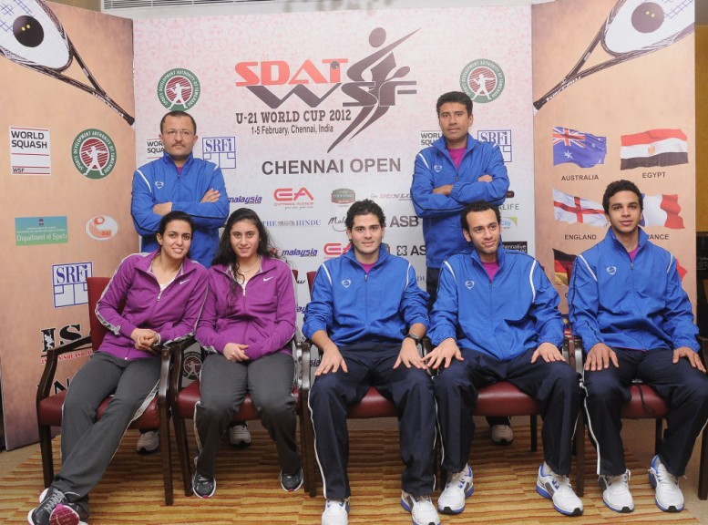 WSF: Under-21 World Cup launched in Chennai