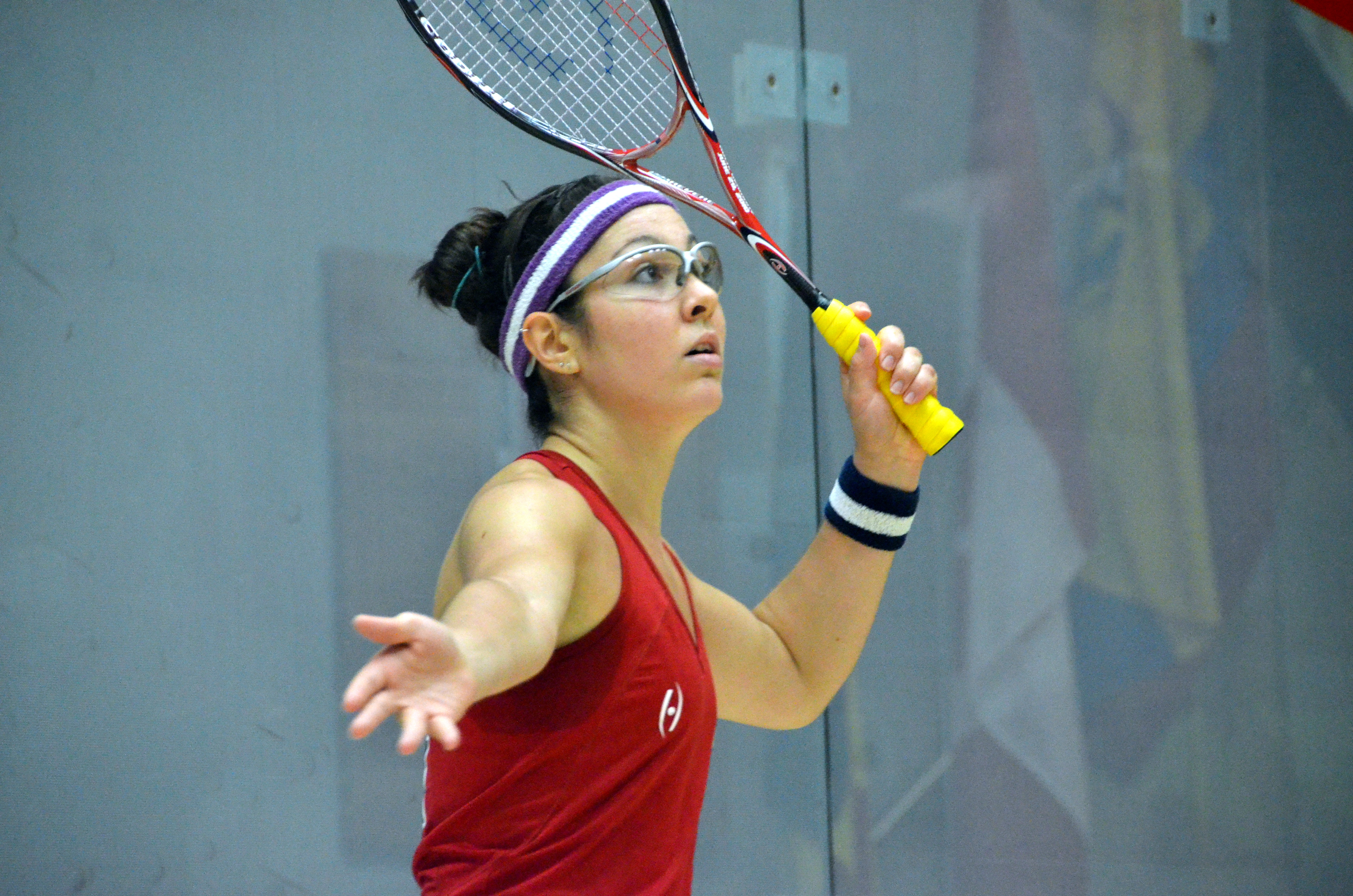 Squash Mad WSA: Sobhy soars to Maryland title - Squash Mad