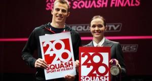 World Series Finals: Olympic stars back Squash 2020 bid