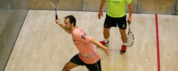 Rosner In Seventh Heaven Simon Rosner became the German National Squash Champion for the seventh year in a row when beat Raphael Kandra 8-11, 11-6, 11-3, 11-2 in the 2013...