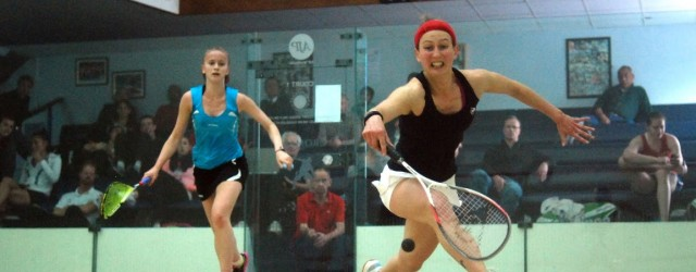 Perry, Tayeb & Kippax Spring Surprises At British Open Round One The first day of the Allam British Open main draw held a number of surprise results as the world's elite...