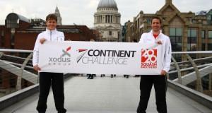 Garner beats Nicol in London leg of 7-Continent Challenge
