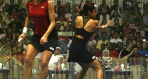 World Squash Day 2011: Here Come The Girls