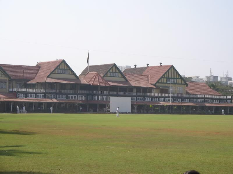The Bombay Gymkhana club