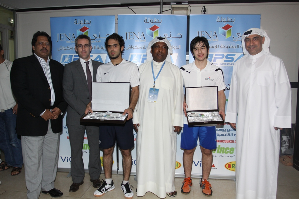 Kuwait has already held several major squash events