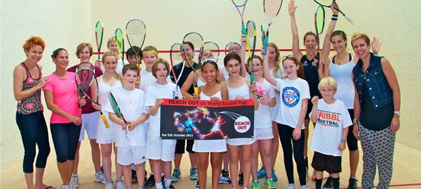World Squash Day rocking all over the globe