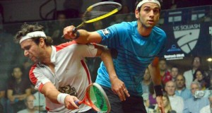 US OPEN:Shorbagy no match for on-fire Darwish