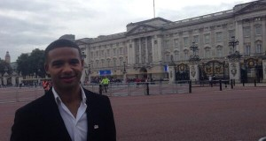 Ambassador Grant at Buckingham Palace