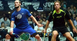 US OPEN: Gaultier stars in the French connection