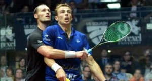 US OPEN: It's a wrap as Gaultier mauls Matthew
