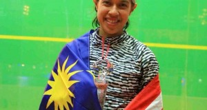 WSA LIVE: Nicol lands fourth title in 42 days.