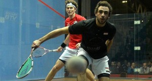 Ramy has to scrap as Pilley drives him hard