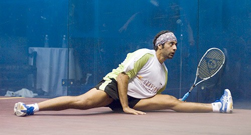 Shabana pulls out of US Open…just like Ramy