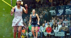 US OPEN: Nicol David masters Massaro in marathon