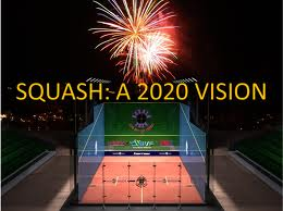 Squash's Olympic 2020 dream could be revived
