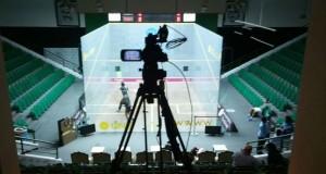 Squash TV hit by strange customs