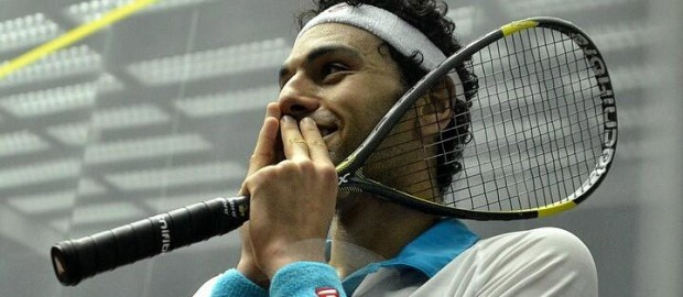 Elshorbagy masters the master to land Qatar crown
