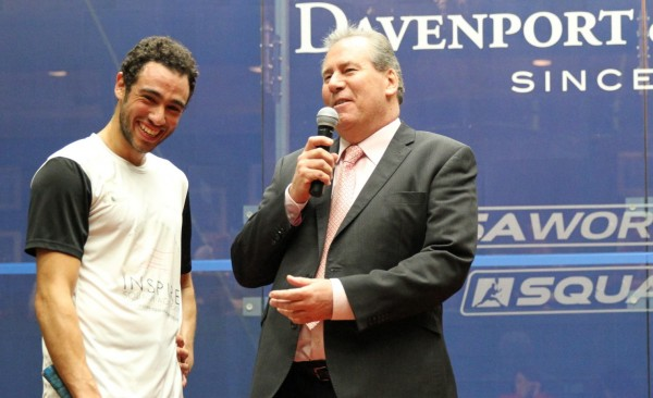 ALAN'S BLOG: Ramy ready to rock in Hong Kong