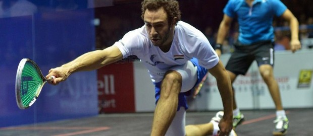 Ramy hammy fixed and he's fired up for Hong Kong