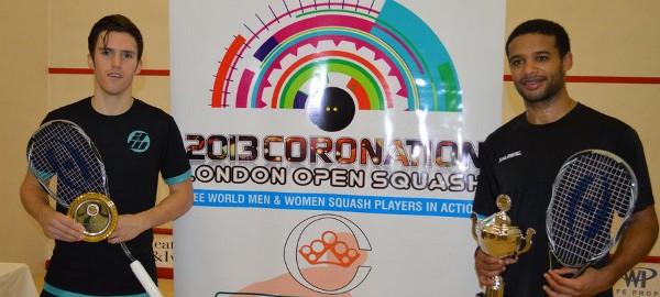 London Open right up Adrian's Coronation street
