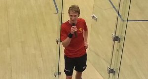PSL: Ryder falls to Copp then quits pro squash