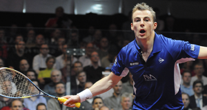 Exclusive interview: Nick Matthew pulls no punches as he reviews a memorable 2013