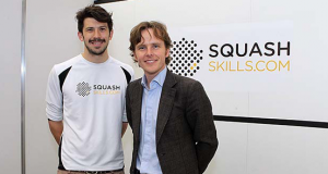 Christmas Offer: Squashskills and SquashTV join forces