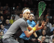WILLSTROP: I get no satisfaction playing antagonistic squash