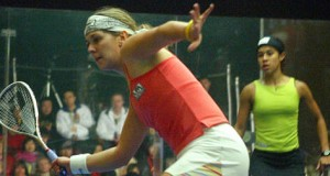 CASSIE'S CORNER: Why Nicol David is a smiling assassin