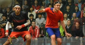 Elshorbagy slams refs: This match was too big for them